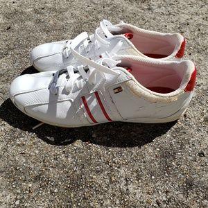 Vintage Tommy Hilfiger 80s Sneakers